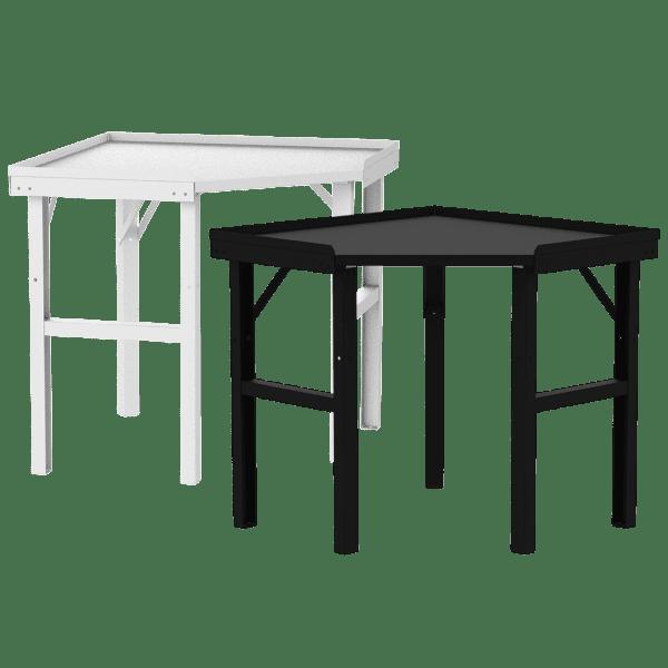 Corner Work Tables