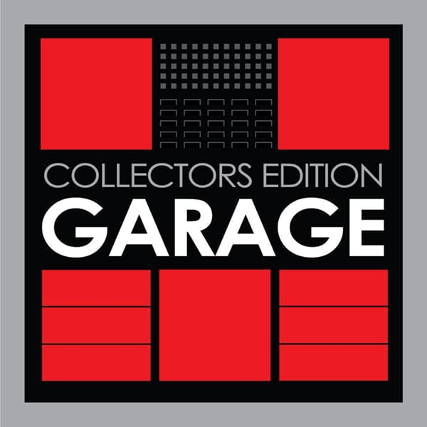 Collectors Edition GarageHeavy Duty Rubber Mat Table Top - Collectors Edition Garage